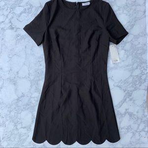 NWT TOBI Black Dress